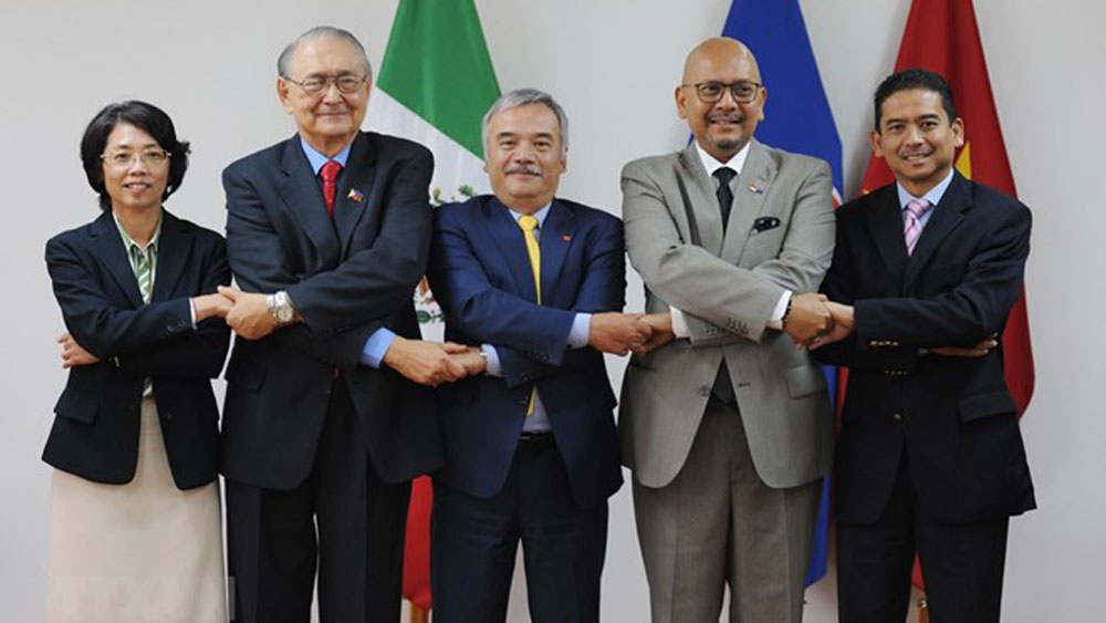 Vietnam's role, ASEAN-Mexico ties, ASEAN countries, intra-bloc solidarity, all-round partnership, friendship and solidarity