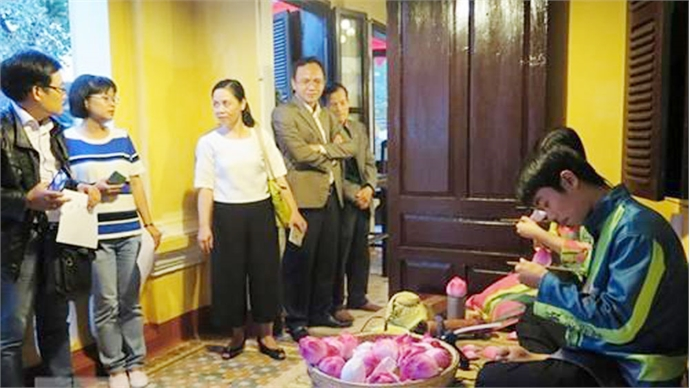 Thua Thien-Hue develops traditional crafts