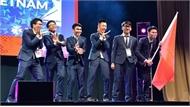Học sinh Việt Nam đoạt hai HCV Olympic Toán quốc tế
