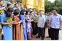 Tổng Bí thư, Chủ tịch nước Nguyễn Phú Trọng gặp mặt cán bộ công đoàn tiêu biểu, xuất sắc