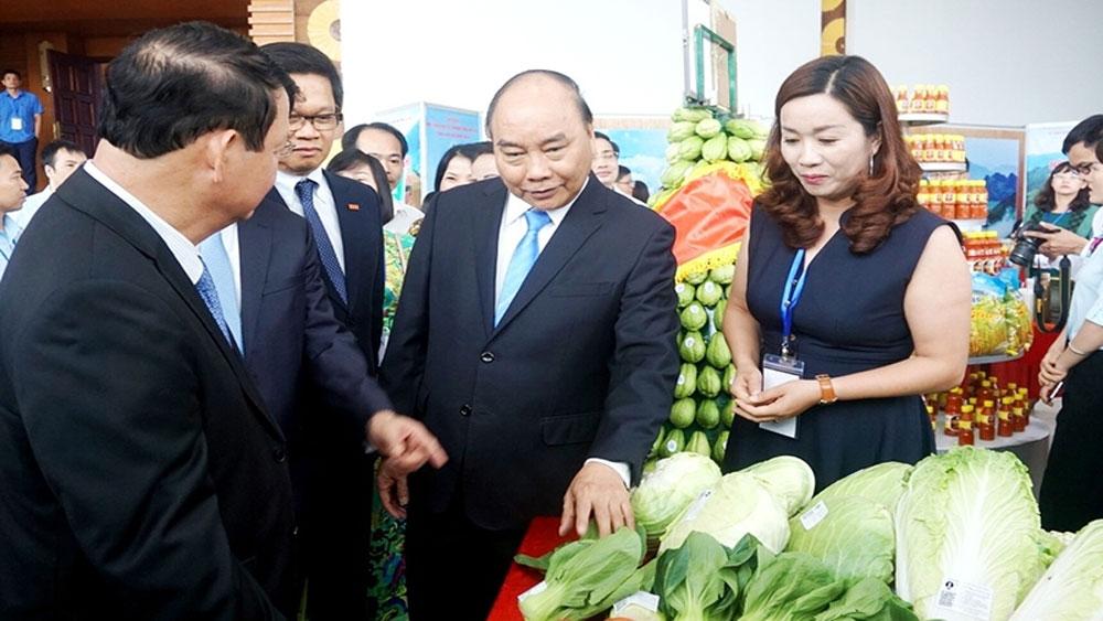 Thủ tướng Nguyễn Xuân Phúc, Hội nghị xúc tiến đầu tư, thương mại, du lịch tỉnh Lào Cai