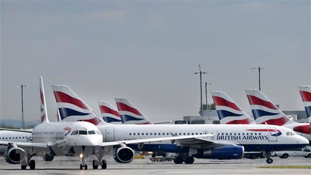 Một số hãng hàng không châu Âu, bất ngờ, đình chỉ bay tới Ai Cập