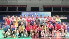 Giành 6 HCV, cầu lông Bắc Giang nhất toàn đoàn giải các cây vợt thiếu niên, trẻ xuất sắc toàn quốc