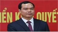 Bí thư Tỉnh uỷ Hà Nam làm Bí thư Đảng đoàn Tổng Liên đoàn Lao động