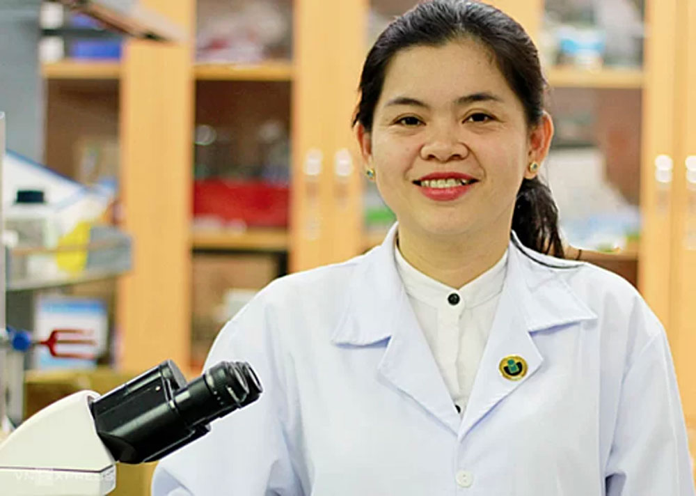 Vietnamese scientists, magazine's list, Asia's top 100 scientists, most outstanding researchers,  homecare solutions, Nguyen Thanh Liem, Nguyen Thi Hiep