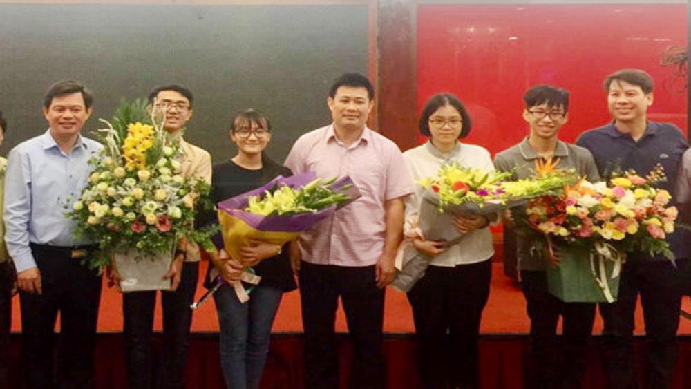 4 thí sinh Việt Nam, đều đoạt giải, Olympic Sinh học quốc tế năm 2019