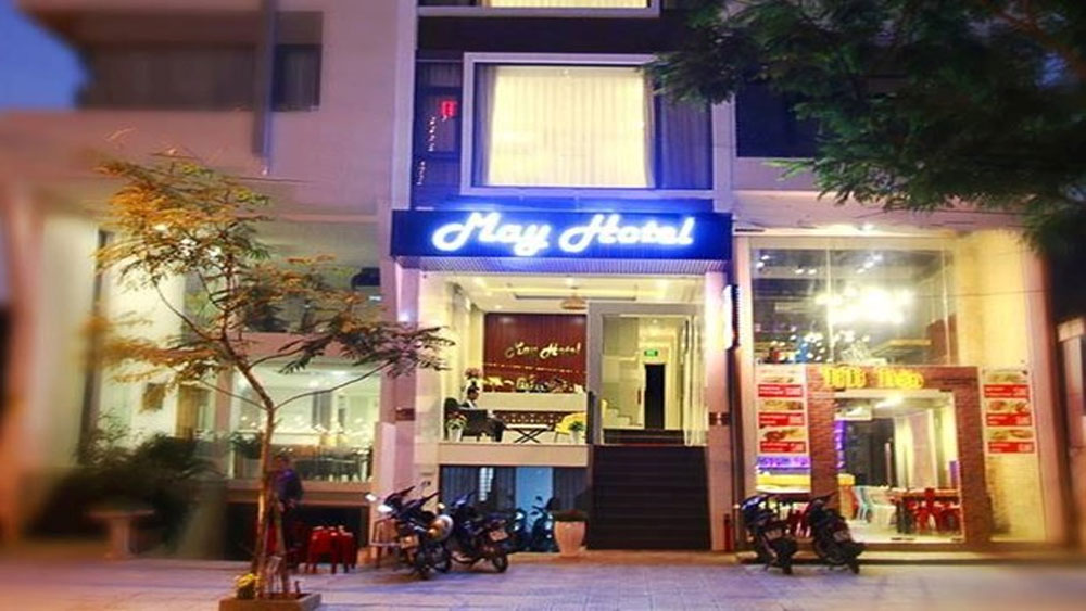 Đà Nẵng, kịp thời, dập tắt đám cháy, giải cứu an toàn, hàng chục du khách, khách sạn,  khách sạn May Hotel, số 256 Hồ Nghinh, quận Sơn Trà, TP Đà Nẵng