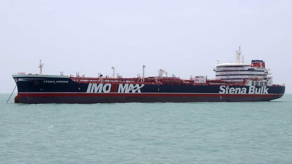 Anh, bác bỏ, mọi tuyên bố của Iran, vụ bắt tàu Stena Impero