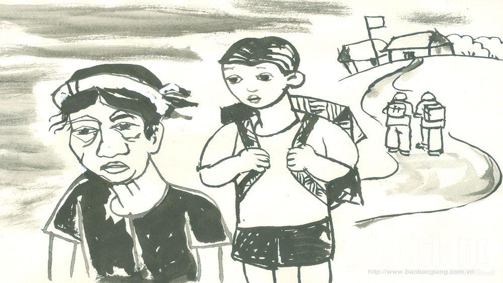 Truyện ngắn, văn học, Bắc Giang, bìm bìn  nở muộn, hạnh phúc giản dị