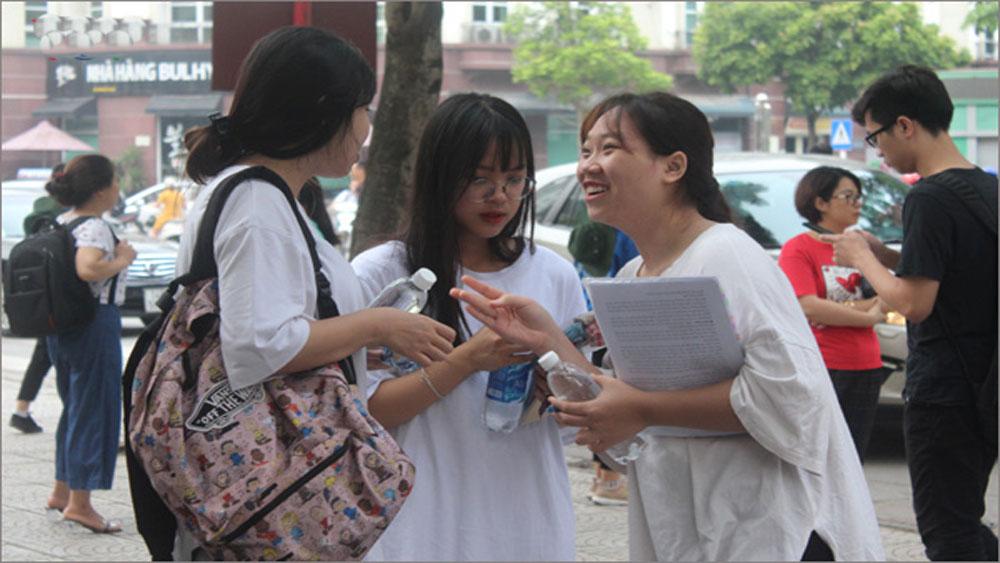 Dự kiến điểm chuẩn vào các trường Đại học ngoại ngữ năm 2019