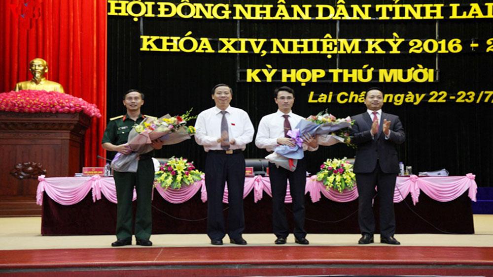 Bổ nhiệm, ông Hà Trọng Hải, Phó Chủ tịch UBND tỉnh Lai Châu
