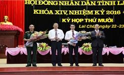 Ông Hà Trọng Hải được bầu giữ chức Phó Chủ tịch UBND tỉnh Lai Châu