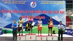 Bac Giang's team win first overall place at national badminton tourney 2019 for excellent junior players