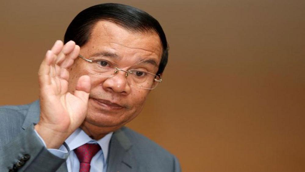 Thủ tướng Hun Sen bác tin Trung Quốc đặt căn cứ quân sự ở Campuchia