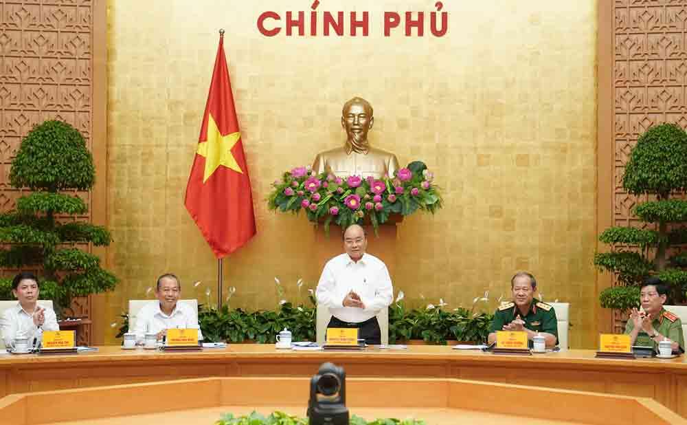 ATGT, Thủ tướng Nguyễn Xuân Phúc, Bắc Giang, Phó Chủ tịch Thường trực UBND tỉnh Lại Thanh Sơn
