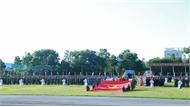 Hơn 1.100 vận động viên tham dự Hội thao Thể dục thể thao Quân khu 9