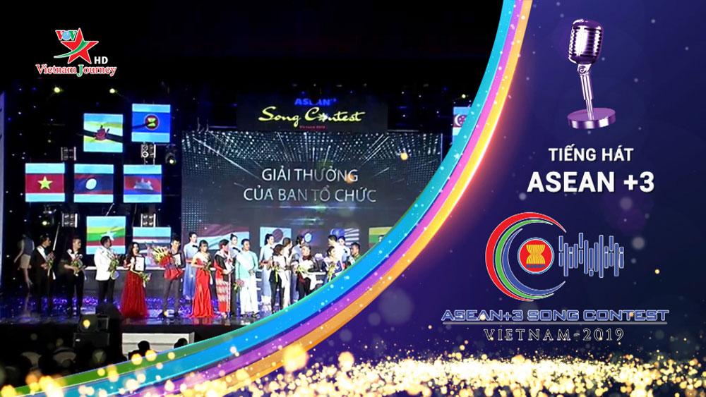 Cuộc thi Tiếng hát ASEAN+3 năm 2019, diễn ra tại Quảng Ninh