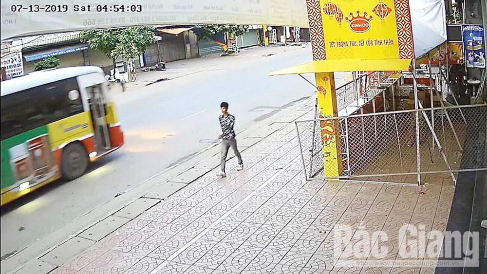 Lục Ngạn, Bắc Giang, cướp, Sầm Văn Tâm, cướp tài sản