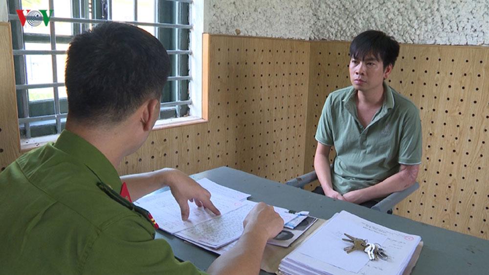 Làm giả chứng minh thư, thuê xe tự lái, cầm cố, đối tượng Nguyễn Chiến Hữu , Nguyễn Thành Luân
