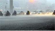 Thời tiết hôm nay 23-7: Cảnh báo dông lốc, mưa đá ở Bắc Bộ