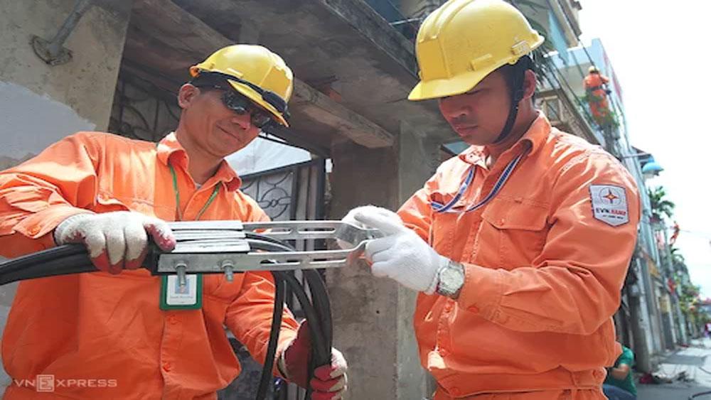 EVN, kêu lỗ, phát điện chạy dầu giá cao, giá điện, Tập đoàn Điện lực Việt Nam