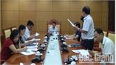 Thường trực HĐND TP Bắc Giang họp phiên thường kỳ tháng 7