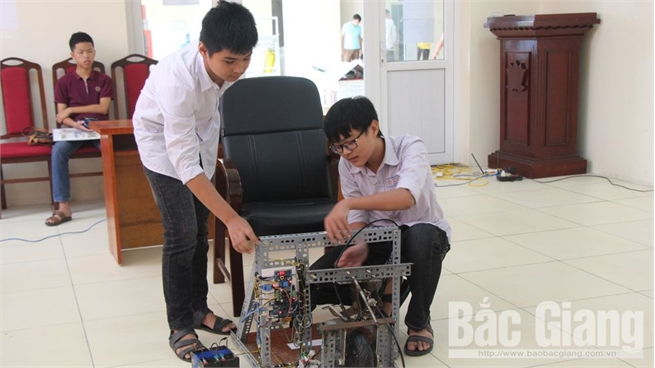 53 models and products enter final round of provincial invention contest for youth and teenager