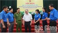 Thanh niên Bắc Giang học Bác từ những điều giản dị, nói đi đôi với làm