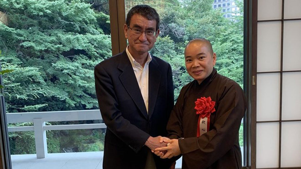Vietnamese honoured for promoting Vietnam-Japan relations