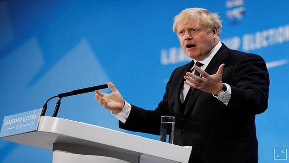 Tân Thủ tướng Anh cam kết thực hiện Brexit đúng hạn chót 31-10