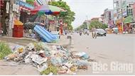 Xử lý tình trạng rác thải ứ đọng tại Lục Ngạn (Bắc Giang): Cần giải pháp căn cơ