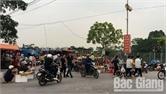 Vi phạm hành lang an toàn giao thông ở KCN Đình Trám: Sau cao điểm vẫn tái lấn chiếm