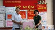 Phó Chủ tịch Thường trực HĐND tỉnh Bùi Văn Hạnh thăm Trung tâm Điều dưỡng người có công tỉnh