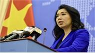 Việt Nam nói về bước tiếp theo giải quyết vụ tàu Hải Dương 8 ở Biển Đông