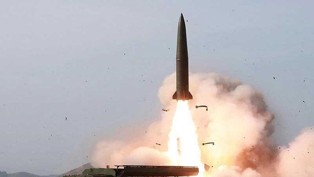 Vụ Triều Tiên phóng tên lửa, KCNA, thông báo, vũ khí dẫn đường chiến thuật mới