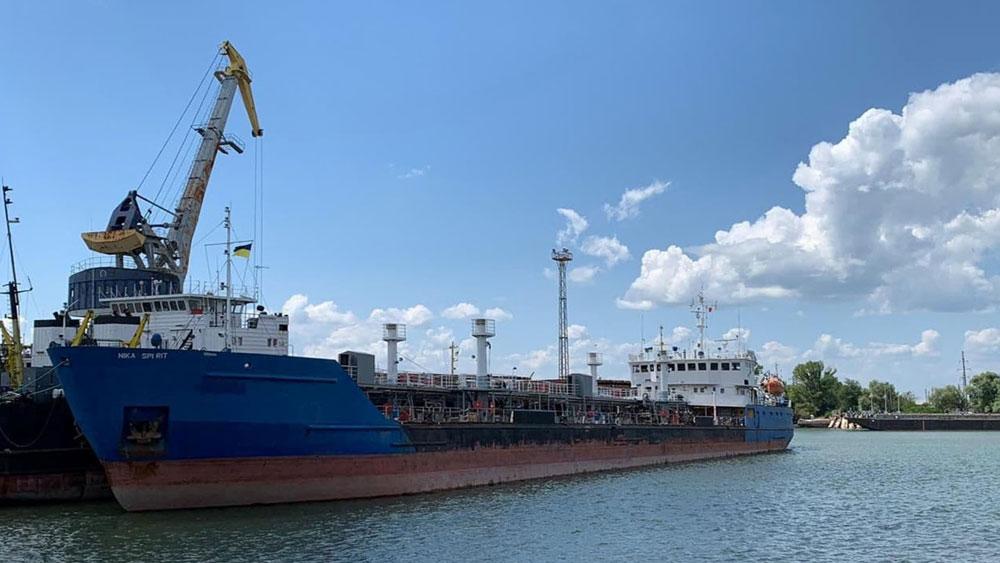 Ukraine, trả tự do, thủy thủ đoàn tàu chở dầu của Nga