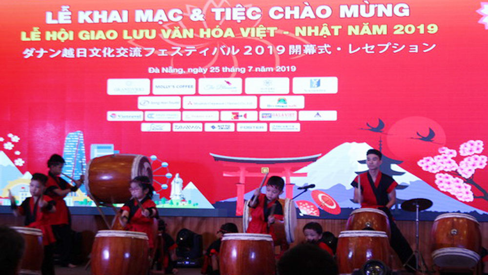 Vietnam-Japan Culture Exchange Festival opens in Da Nang