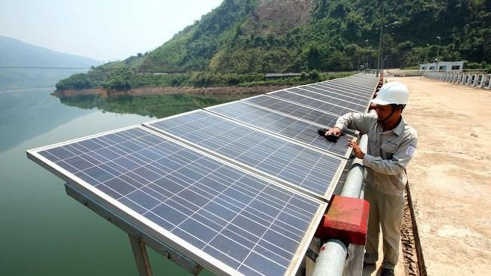 Rooftop, solar power development programme, Vietnam, solar energy,  energy saving, economic growth, public health and environment