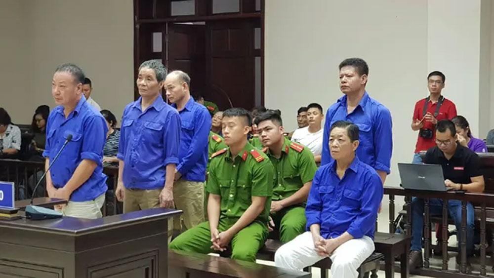 """Hưng """"Kính"""" bị tuyên phạt 48 tháng tù"""