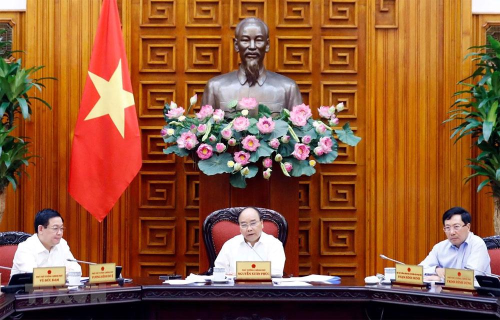 Thường trực Chính phủ, phát triển, vùng kinh tế trọng điểm