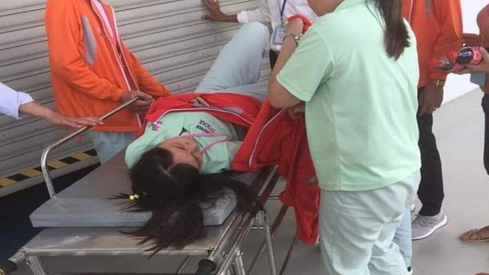 Vụ công nhân Công ty Regina bị ngất, ngộ độc thực phẩm, Công ty TNHH Regina Miracle International Việt Nam