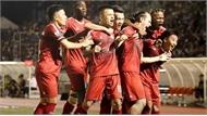 TP Hồ Chí Minh khiến Hà Nội FC tiếc nuối ở phút 90+7
