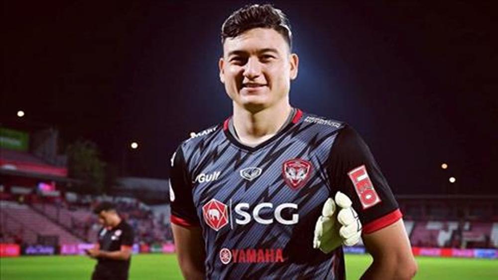 Đặng Văn Lâm vào danh sách cứu thua xuất sắc ở Thai League