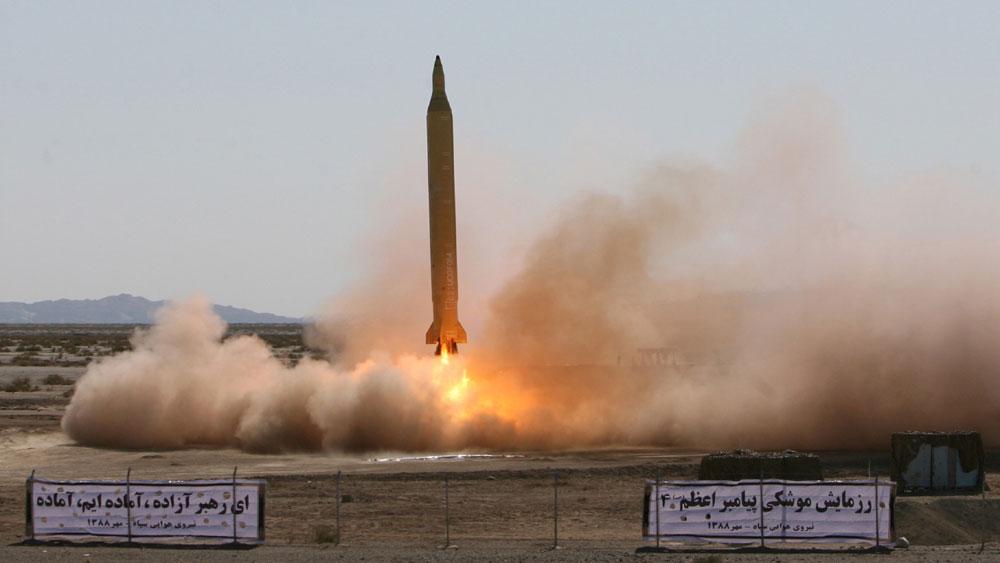 Truyền thông Mỹ: Iran phóng thử tên lửa đạn đạo tầm trung