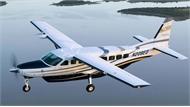 Thủy phi cơ chở 9 người gặp nạn ngoài khơi Canada