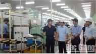 Kỷ niệm 10 năm thành lập đảng bộ khối DN tỉnh Bắc Giang 1-8 (2009-2019): Đoàn kết, sáng tạo, đồng hành cùng doanh nghiệp phát triển
