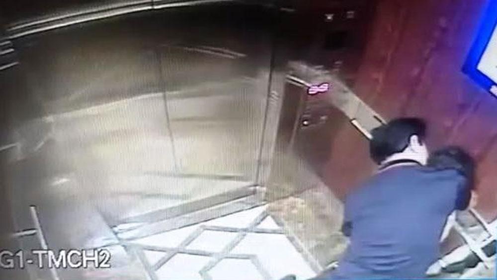 truy tố ông Nguyễn Hữu Linh,  tội dâm ô, vụ dâm ô trong cầu thang máy