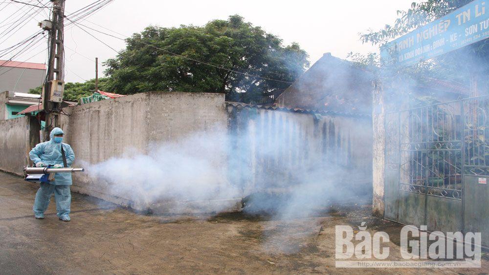 Khoanh vùng, khống chế mầm bệnh sốt xuất huyết