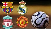 10 CLB đắt giá nhất thế giới: Real qua mặt Barca, MU xếp thứ 3