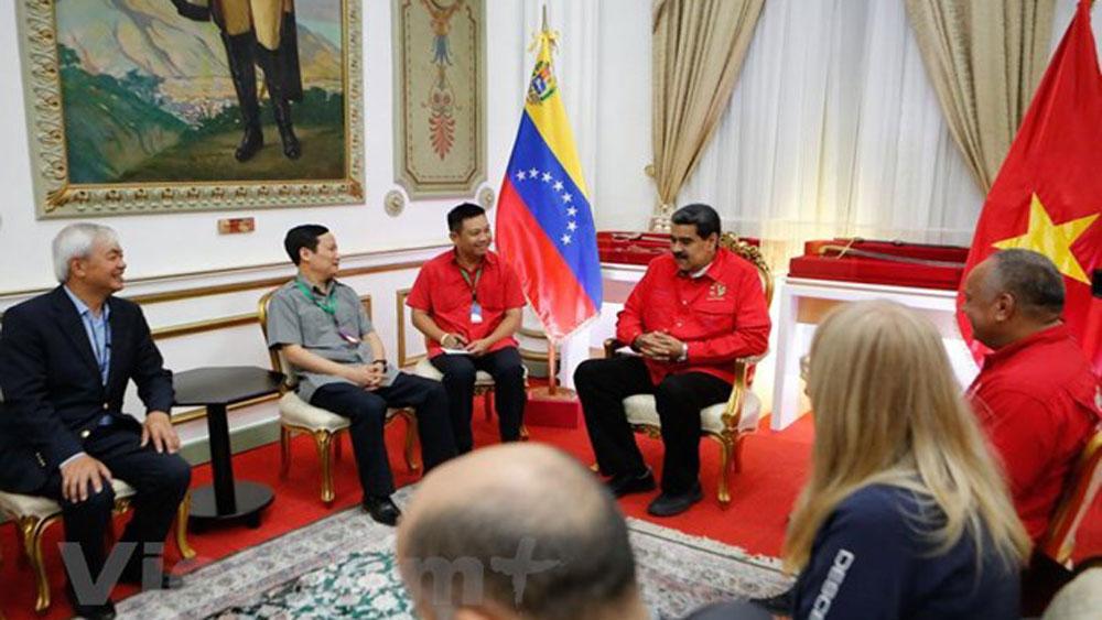 Vietnam joins 25th Sao Paulo forum in Venezuela